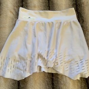 { adidas by Stella McCartney } Court Skirt White
